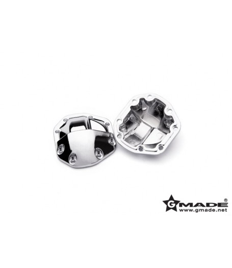 Chrome Differential Cover (2) GM51108