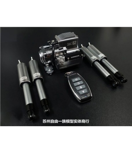 Airmatic Suspension Option for JKMax