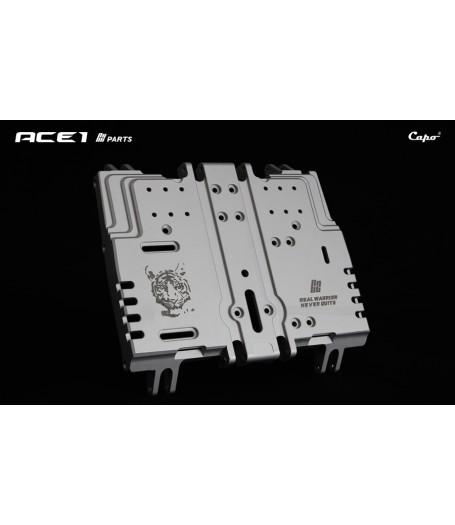 Optional Bottom Chassis Plate for   CAPO CD15900 ACE 1 Kit USA Version