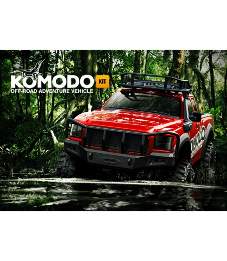 Gmade 1/10 GS01 Komodo 4WD Kit(GM54000)