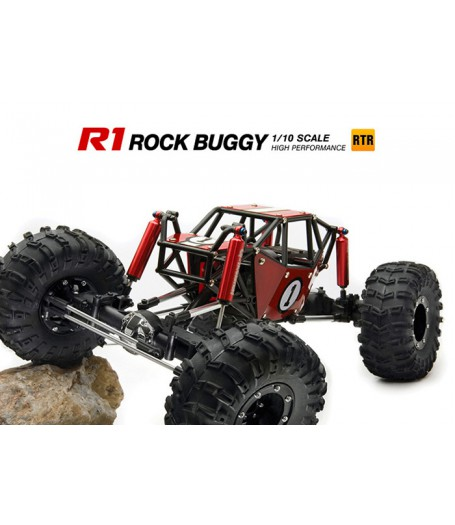 1/10 Gmade Crawler RTR R1 Rock Buggy [Red]  GM51011