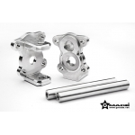 Aluminum C-Hub Carrier 7 Degree (2) for R1 Axle GM51121s