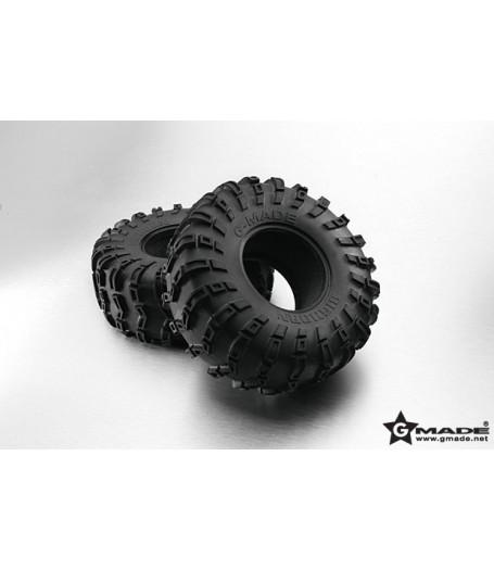 Bighorn Rock Crawling Tires (2) GM70001