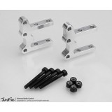 Axle mounts (2) for Tamiya High-Lift Axles J42223