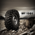 "1.9"" MT1901 Off-road Tires (2) for 1.9 inch Size Wheels"