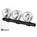 R1 LED Lightbar (3 Lights) GM51409S